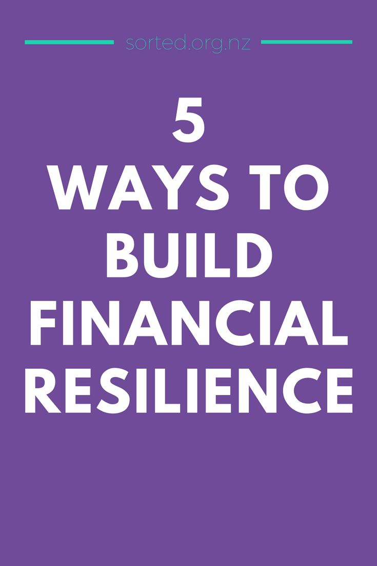 Could your budget withstand a shock or two? Check our our list of tips to build your own financial resilience so that you're ready to bounce back if things go wrong money wise