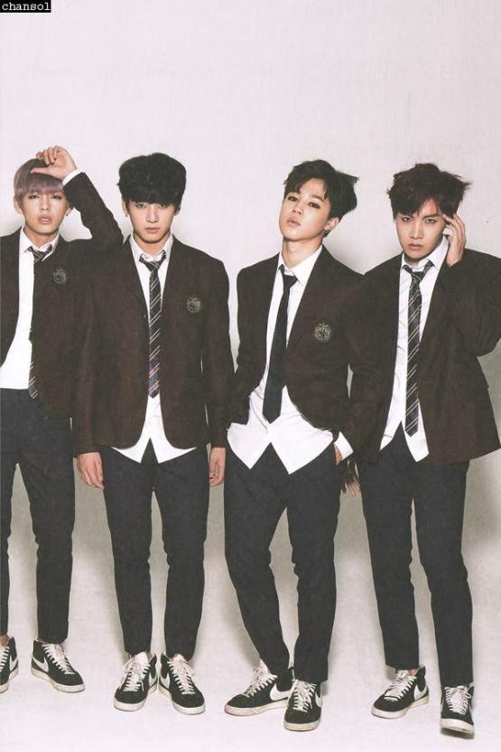 BTS(V,Jungkook,Jimim,J-Hope)