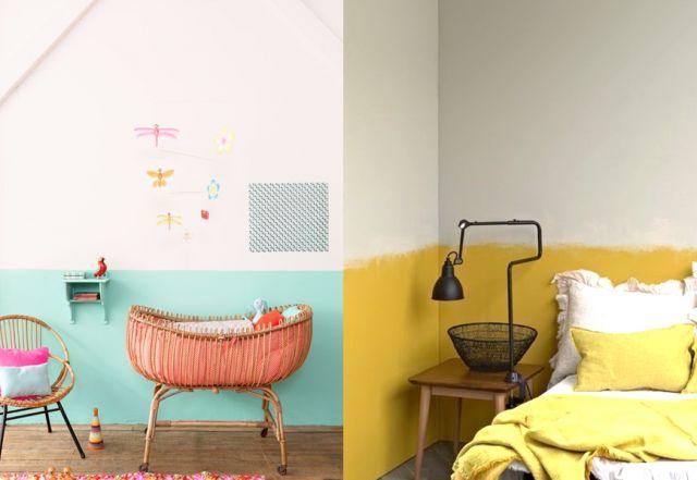 17 best images about cloison coulissante on pinterest - Peindre un couloir ...