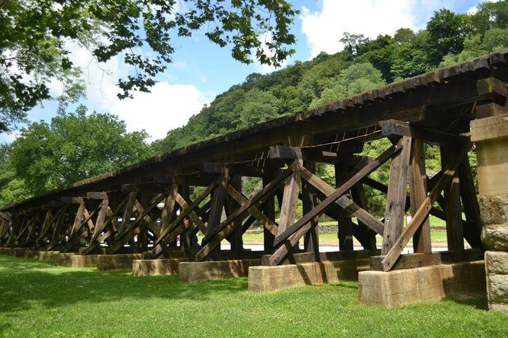 Национальный парк Харперс Ферри, Западная Вирджиния (Harpers Ferry National Historical Park, WV)