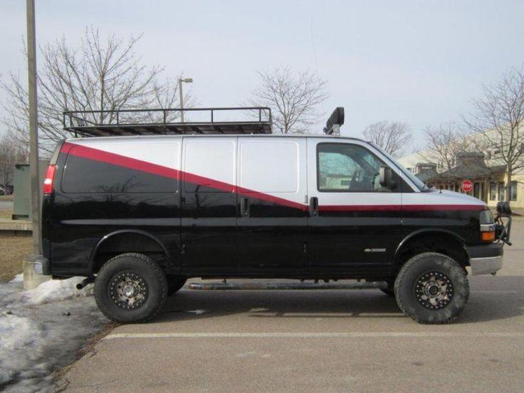 Craigslist 4x4 Vans For Sale Offroad 4x4 Van Custom Conversions Vansfor Saleif You Have A