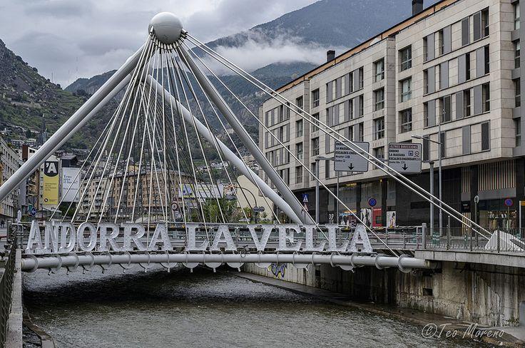 https://flic.kr/p/WpQH7L | Andorra la Vella | Montañas verdes, cielos azules, aguas cristalinas, oxígeno puro. ¡Una experiencia para todos los sentidos!