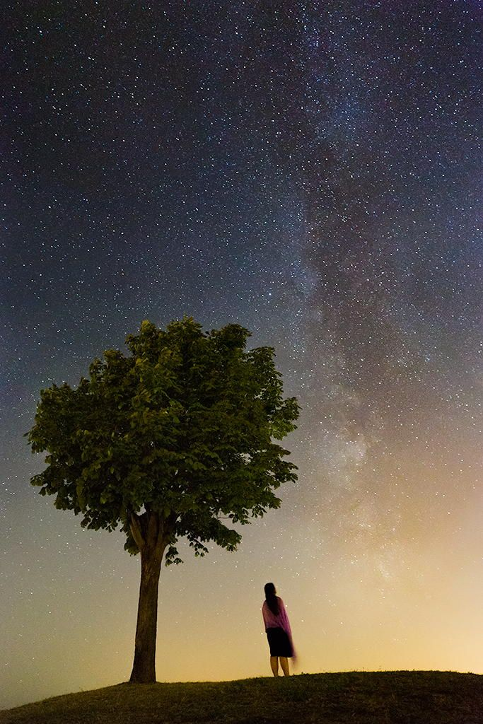 Talking with the Stars by Francesco Gola on 500px