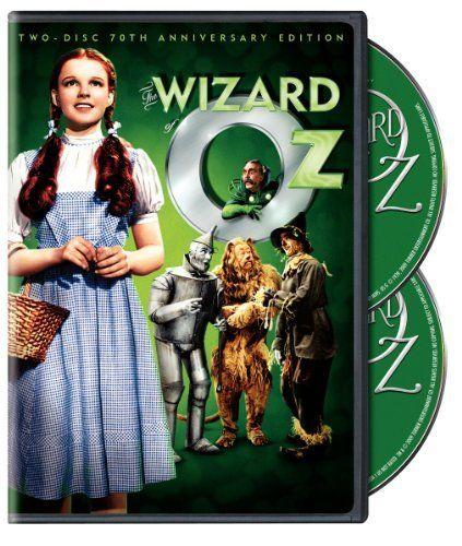 The Wizard of Oz (Two-Disc 70th Anniversary Edition) DVD ~ Judy Garland, http://www.amazon.com/dp/B00388PK1U/ref=cm_sw_r_pi_dp_4YB-pb0J58XQS