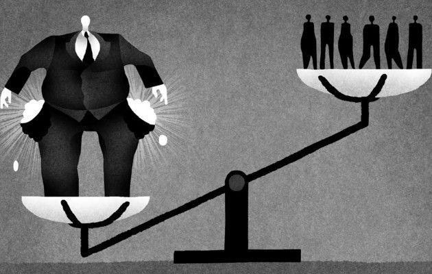 Ο κόσμος σε αριθμούς: Η αυθαίρετη εικόνα από την Goldman Sachs