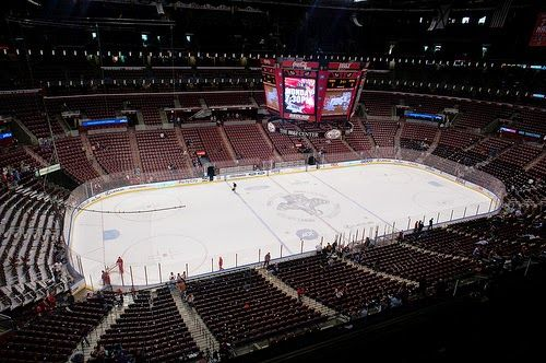 The Sports Report: NHL's Panthers are getting poor attendance at game...
