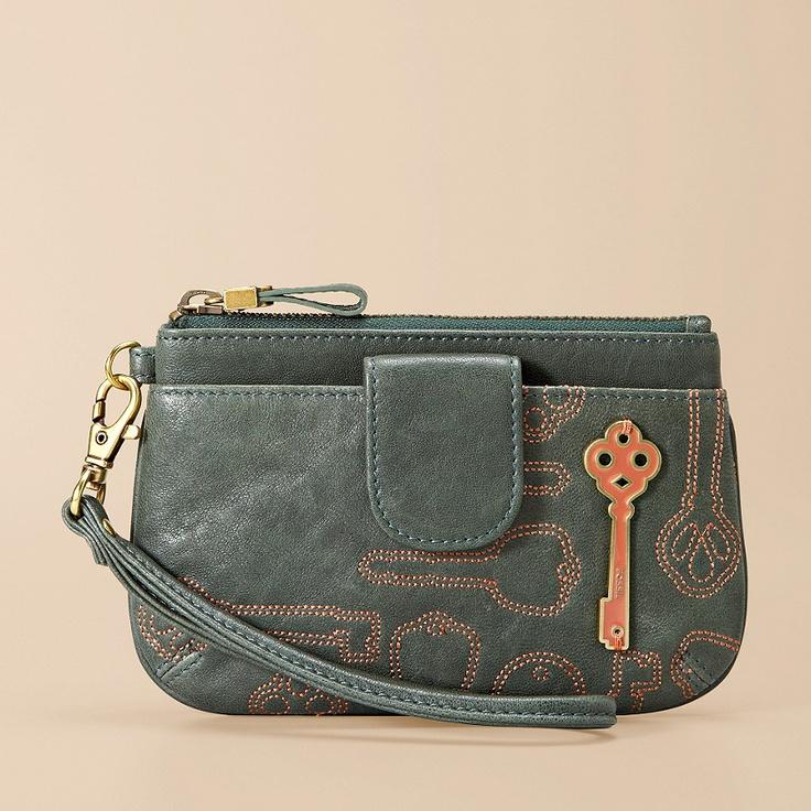Keys!: Vintage Keys, Fossil Watches, Dreams Closet, Women Handbags, Women Gifts, Style Pinboard, Black Keys, Fossil Wallets, Wristlets Wallets