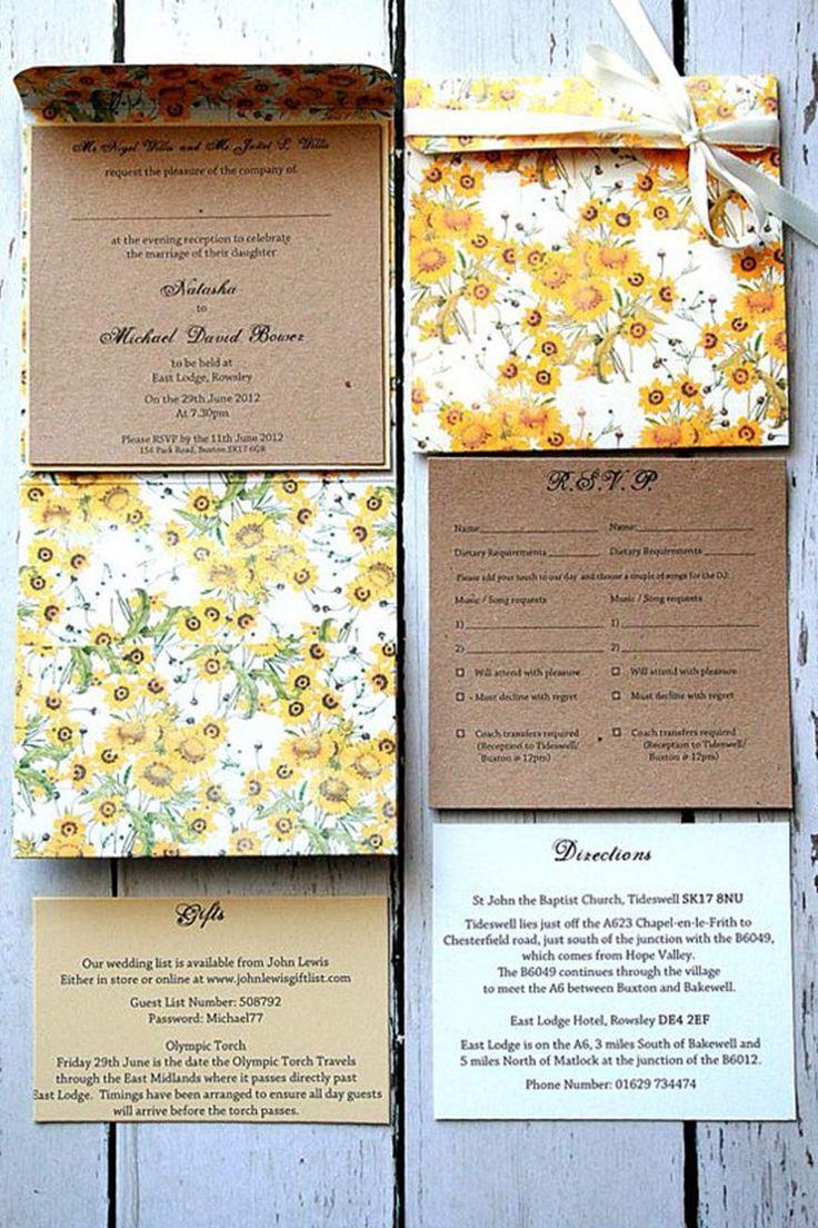 John Lewis Wedding Invitation Packs - Wedding Invitation
