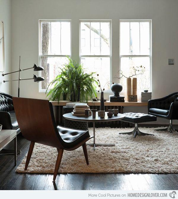 321 Best Mid Century Living Room Images On Pinterest