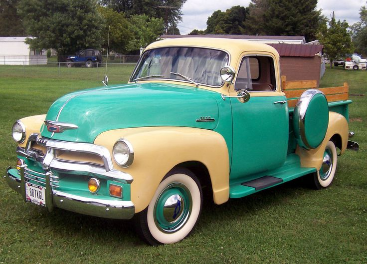 1955 Chevy...Brought to you by Agents of #CarInsurance at #HouseofinsuranceEugene