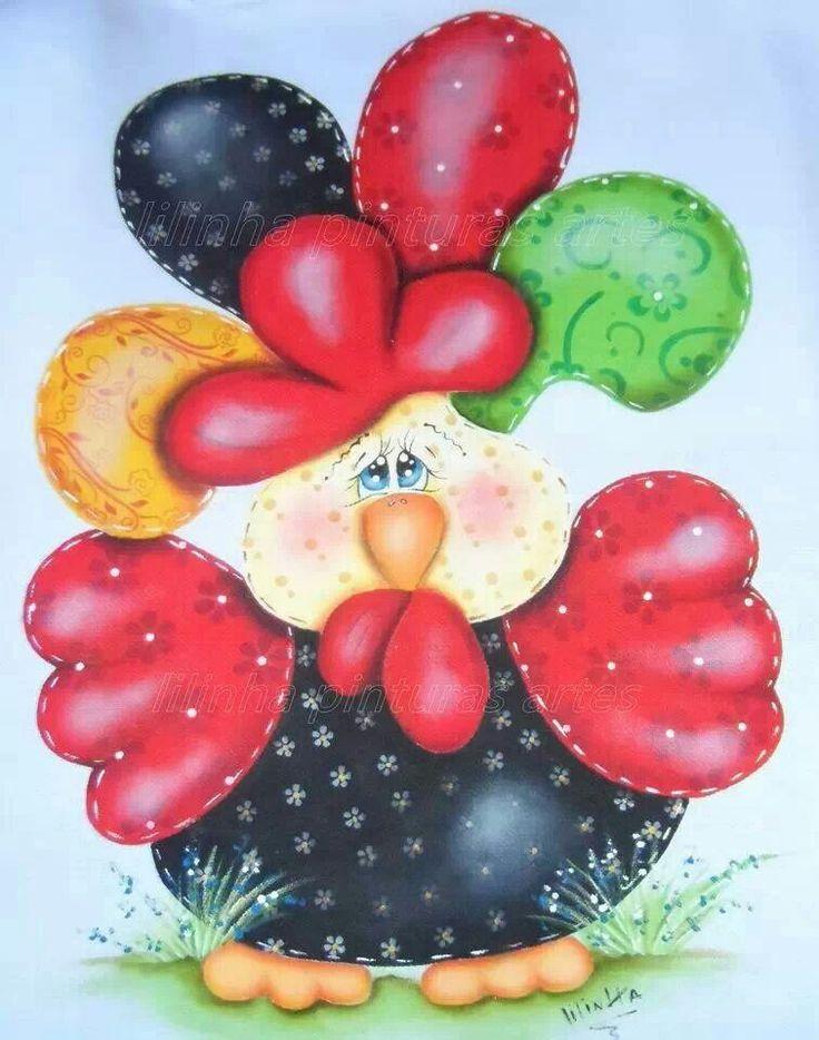 Pintura decorativa manualidades