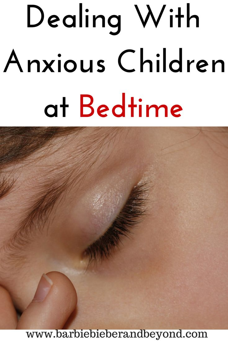 How To Deal With Bedtime Anxiety, Have a look at some of my easy tips to make bedtime so much easier...for everyone....... #parenting #bedtime #parentingadvice
