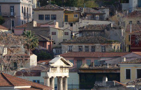 Ταξίδι στην ιστορία της Αθήνας