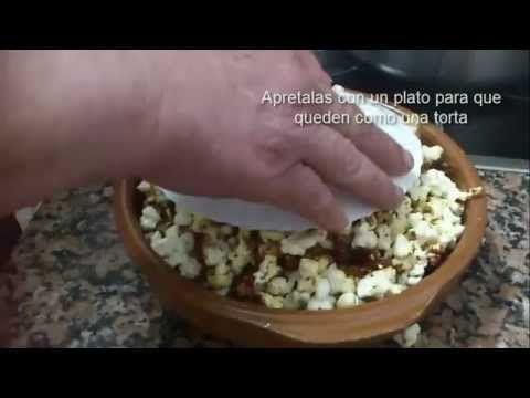 Receta de palomitas de maíz dulces caseras - YouTube
