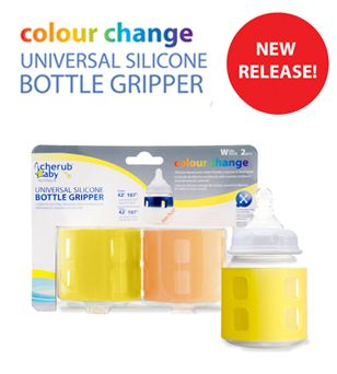 The Cherub Baby bottle difference!