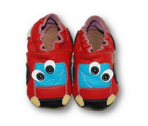 ekoTuptusie Pan Samochodzik :) Soft Sole Shoes Mr Car :) https://fiorino.eu/
