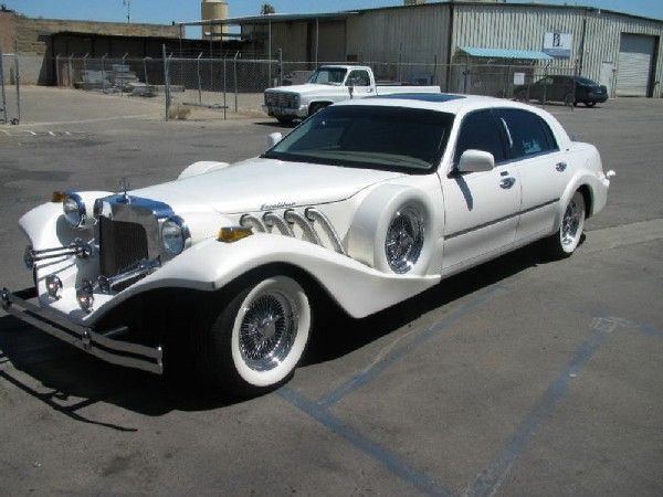 Lincoln Excalibur | Excalibur Limousine based Lincoln Town Car (2006)