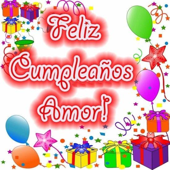 Imagenes Con Frases Feliz Cumpleanos Mi Amor Para Enviar O Descargar Ideas Imagenes Happy Birthday Wallpaper Happy Birthday Tia Happy Birthday Ecard