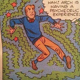 Archie in the Sky