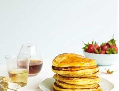 Bruce Paltrow's World Famous Pancakes - http://goop.com/recipes/bruce-paltrows-world-famous-pancakes/