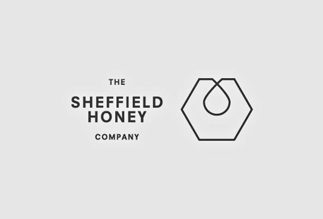 Honey logo design, packaging and labels • Designer Andrew Keir