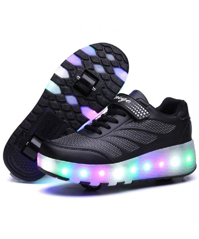 Ycomi Girl S Boy S Led Roller Shoes With Wheels Roller Skate Sneakers Led Roller Shoes Cx12nrtmrtg Roller Shoes Light Up Shoes Led Shoes