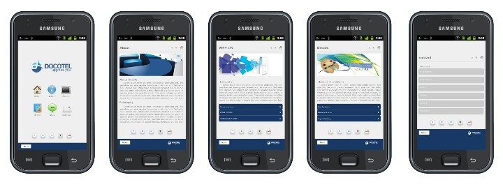 Android - Website Mobile Version