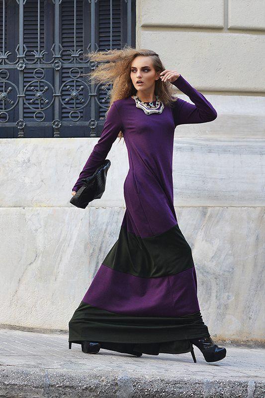 "Editorial: Chic is Greek [Magazine : 'Real Me""] Fashion Editor & Hairstyling : Vassilis Saroglou"
