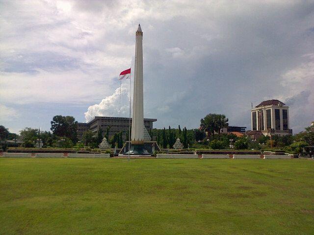 Tugu Pahlawan di Surabaya, Jawa Timur