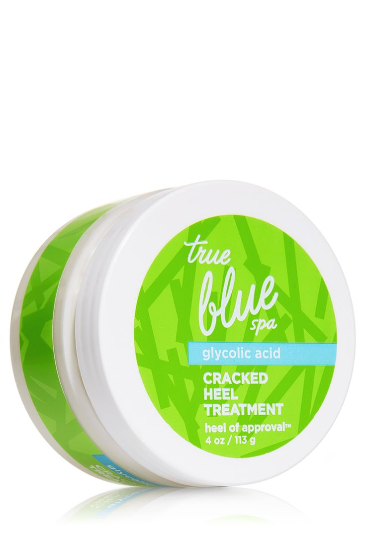 Cracked heel treatment heel of approval true bluer spa for True blue bathrooms