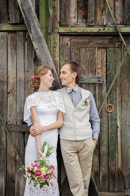 Организатор и ведущая счастливых свадеб в Сургуте Инна Ткачук. Свадьба в стиле рустик.