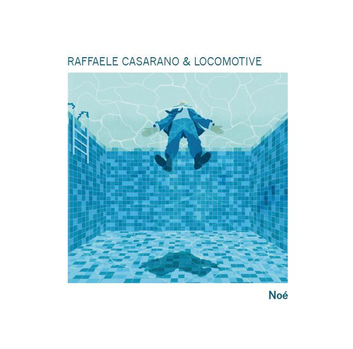 Tuk Music - CD Design for Raffaele Casarano - Noè