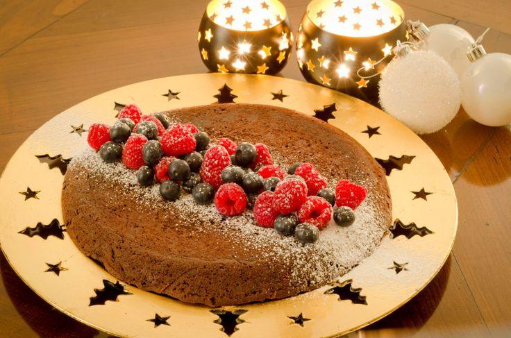 Da Mariella: Christmas Tenerina Cake