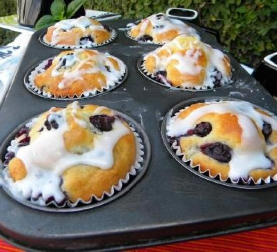 Blueberry Muffins image 5