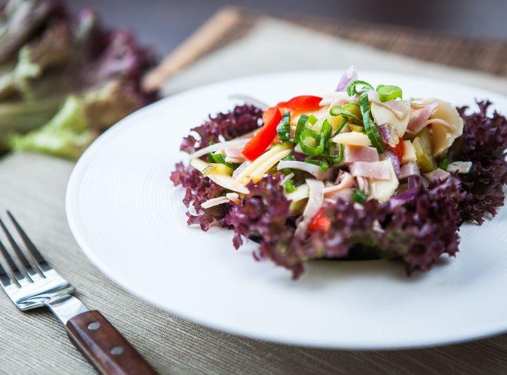 Švýcarský Wurst salát