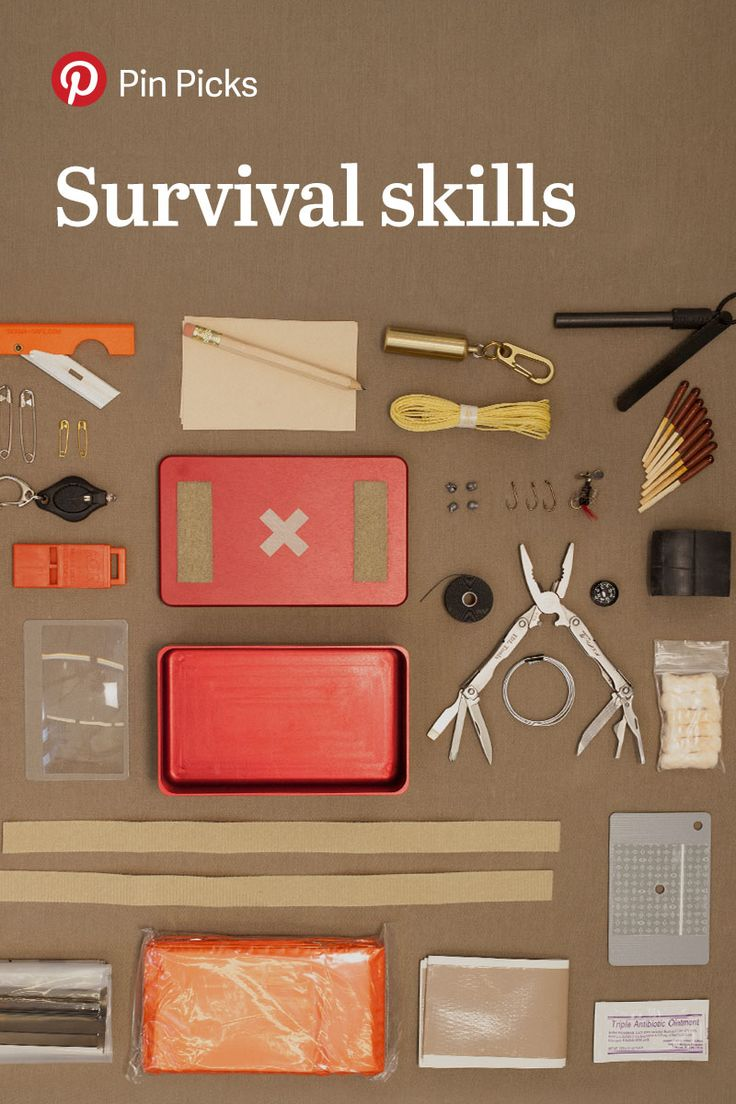 A get-it-together guide for planners and preppers.