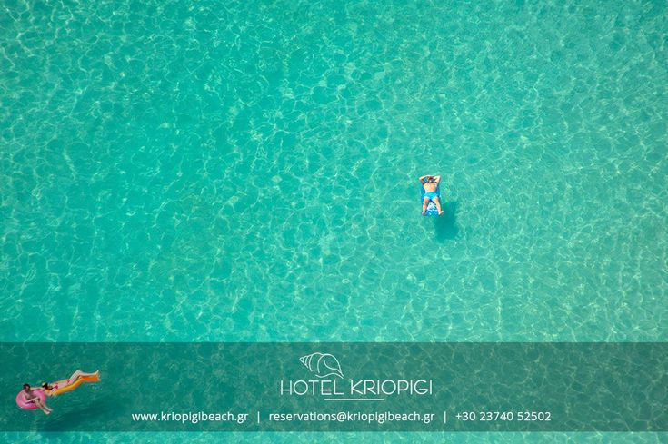 By coming to Halkidiki you can't miss the crystal clear sea, beautiful environ…