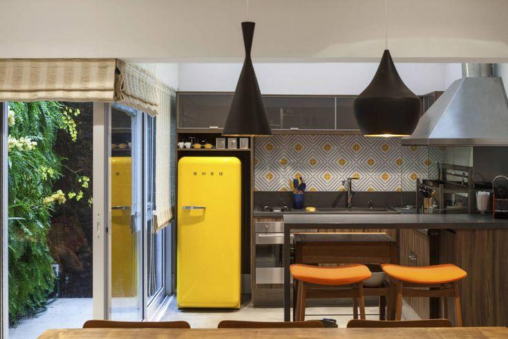 La cocina dejó de ser ese lugar feo y de servicio al que era…