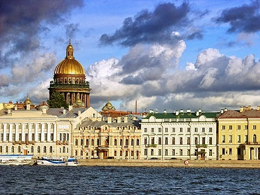 Sankt Petersburg, Russia