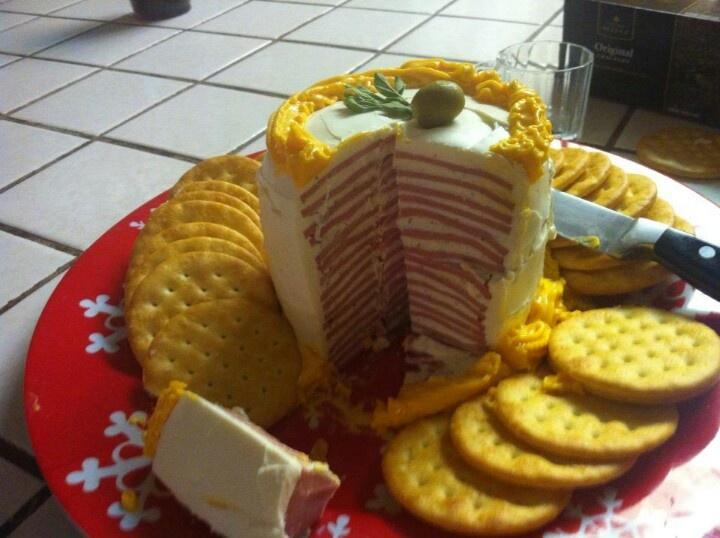 pescheria bologna cake - photo#19