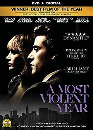 Albert Brooks & David Oyelowo - A Most Violent Year Digital