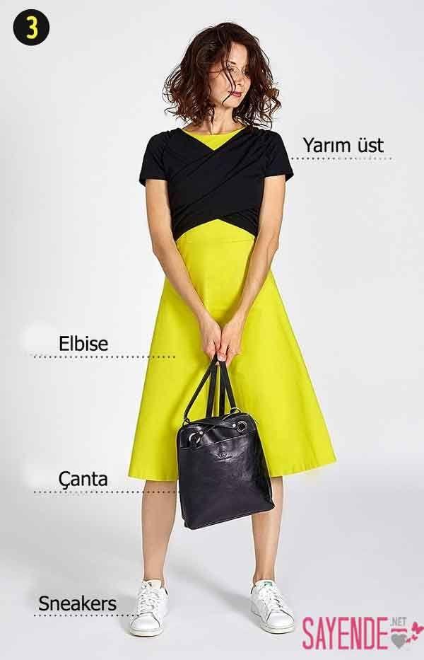 Kapsül gardırop denilen şey son zamanlarda yeni bir akım ve moda terimi olarak karşımıza çıktı. Kapsül Gardırop İle 8 Kıyafetle 17 Ayrı Kombin