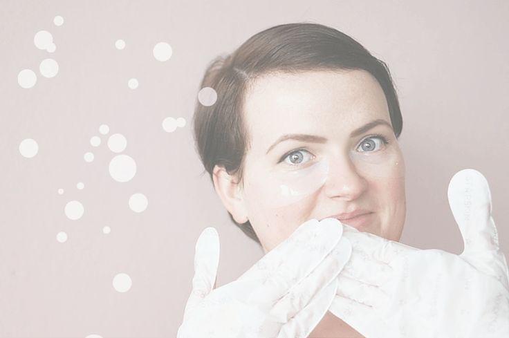 Starskin   Eye catcher & Hollywood hand model maskers by Curvacious  #BEAUTY, #BeautyBlog, #Beautyblog, #Douglas, #Gezicht, #Gezichtsverzorging, #Huid, #Huidverzorging, #Review, #Skin, #Skincare, #Starskin