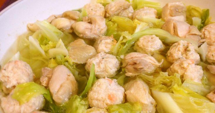 超簡単!早い!安い!うまい!鶏白菜鍋 by ayytkpra 【クックパッド】 簡単おいしいみんなのレシピが277万品