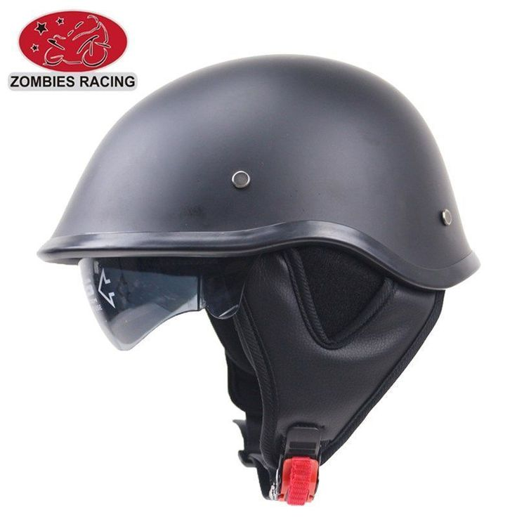 Discount! US $46.00  Half Face Motorcycle Helmet Matte Black German Style Vintage Motorcycle Helmet Comfortable Durable with sunglasses  #Half #Face #Motorcycle #Helmet #Matte #Black #German #Style #Vintage #Comfortable #Durable #with #sunglasses  #freeshipping  Check Discount and coupon :  36% #vintagemotorcycles