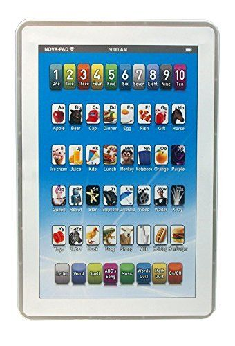 Westminster Nova-Pad Interactive Speaking Tablet