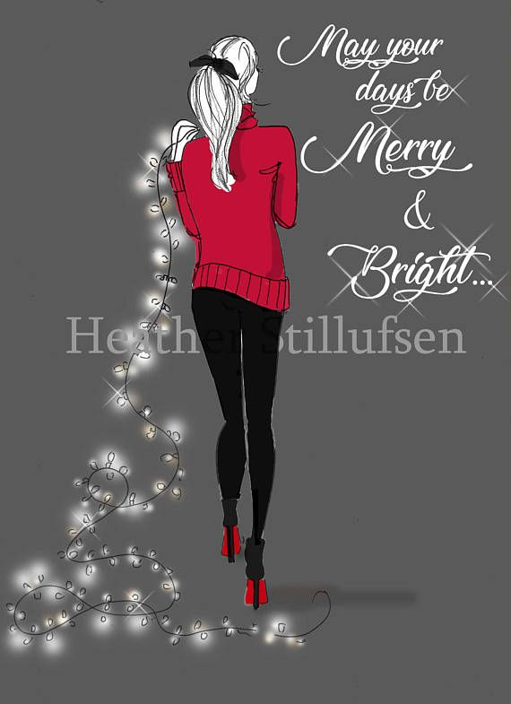 Merry and Bright Heather Stillufsen Holiday Fashion