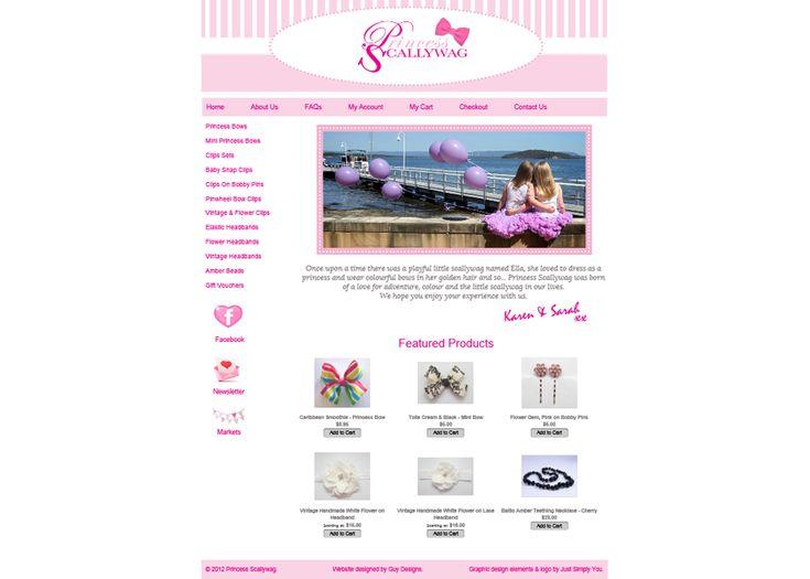 www.princessscallywag.com.au