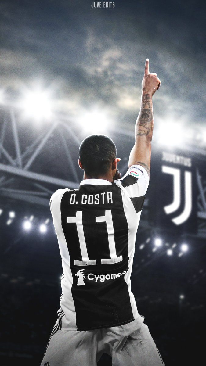 DOUGLAS FLASH COSTA Team Wallpaper Football Posters Jerseys Juventus
