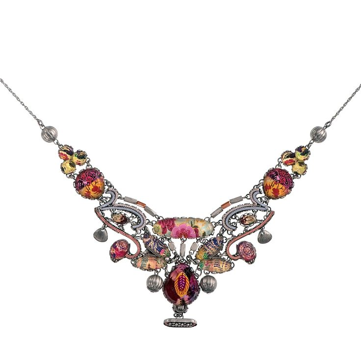 Flora Fantasy Necklace